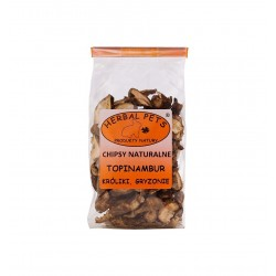HERBAL PETS CHIPSY NATURALNE TOPINAMBUR 75G (57)