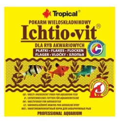 TROPICAL ICHTIO-VIT 120G LUZ