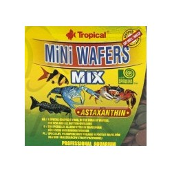 TROPICAL MINI WAFERS MIX 100G LUZ