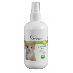 OVER ZOO URINE FREE CAT USUWA PLAMY Z MOCZU 250ML 4076