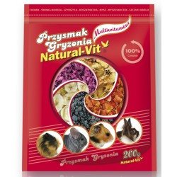 NATURAL VIT PRZYSMAK MULTIWITAMINA 200G