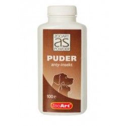 ZOO ART PUDER AS ANTY-INSEKT 100G