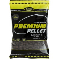 LORPIO PELLET BLACK HALIBUT 2MM 700G DD-LO508