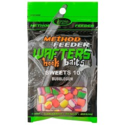 LORPIO WAFTERS HOOK BAITS SWEETS 10 BUBBLEGUM 15G DD-009-001