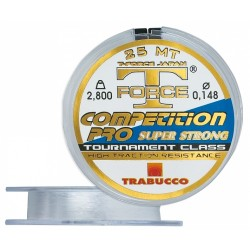 TRABUCCO ŻYŁKA COMPETITION PRO 0,14MM 2,80KG 25M 052-65-140