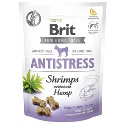 BRIT CARE DOG FUNKTIONAL SNACK SHRIMPS ANTISTRESS 150 G KONTROLA STRESU KREWETKI